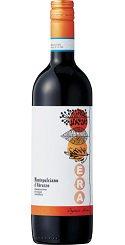 エラ モンテプルチアーノ ダブルッツォ オーガニック ミディアムボディ 赤ワイン