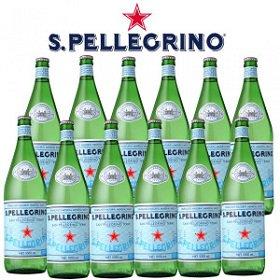 サンペレグリノ 瓶1000ml×12本入 正規輸入品