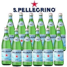 サンペレグリノ 瓶750ml×12本入 正規輸入品