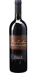 ブルネッロ ディ モンタルチーノ リゼルヴァ 2007 テヌータ ポッジョ イル カステッラーレ フルボディ 赤ワイン