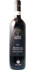 ロアカー コルテ パヴォーネ ブルネッロ ディ モンタルチーノ フルボディ 赤ワイン