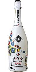 アスティ セッコ 958 NV やや辛口 スパークリングワイン