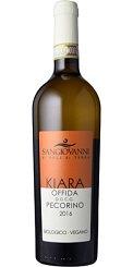 白ワイン 辛口 キアラ オッフィーダ ペコリーノ イタリア マルケ