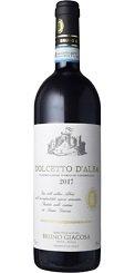 ドルチェット ダルバ 2019 ブルーノ ジャコーザ フルボディ 赤ワイン