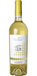 白ワイン 辛口 コッリ ペルジーニ グレケット 2018
