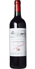 カポガット 2018 ポッジョ スカレッテ フルボディ 赤ワイン
