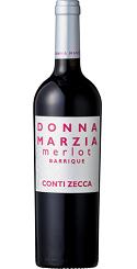 ドンナ マルツィア カベルネ メルロー オーク樽熟成 フルボディ 赤ワイン