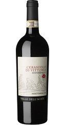 ヴァッレ デッラカーテ チェラスオーロ ディ ヴィットーリア クラッシコ 辛口 赤ワイン