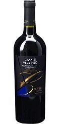 カサーレ ヴェッキオ モンテプルチャーノ ダブルッツォ フルボディ 赤ワイン