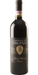 キャンティ クラッシコ リゼルヴァ 2013 ヴォルパイア フルボディ 赤ワイン