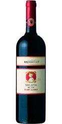 ソラティオ デル ターニ キアンティ クラッシコ 2015 ミディアムボディ 赤ワイン