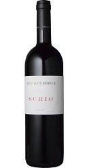 スクリオ 2010 レ マッキオーレ フルボディ 赤ワイン