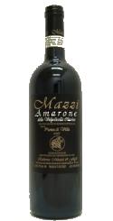アマローネ デッラ ヴァルポリチェッラ クラシコ クリュ プンタ ディ ヴィッラ 2007 マッツィ 赤ワイン