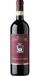 ロッソ ディ モンタルチーノ テヌータ ディ コッロソルボ フルボディ 赤ワイン