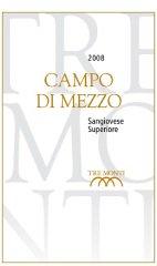カンポ ディ メッツォ サンジョヴェーゼ ディ ロマーニャ スペリオーレ 2012 辛口 赤ワイン