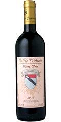 ヴァッレ ダオスタ ピノ ノワール 2013 ミディアムボディ 赤ワイン