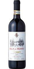 キアンティ ヴィッラ ディ モンテ 2013 ミディアムボディ 赤ワイン
