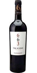 663 トレ イコーネ NV フルボディ 赤ワイン
