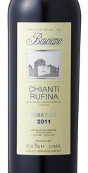 キアンティ ルフィナ リゼルヴァ 2012 フルボディ 赤ワイン