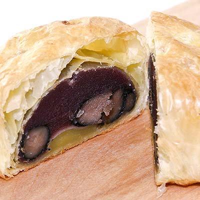紫式部 黒豆