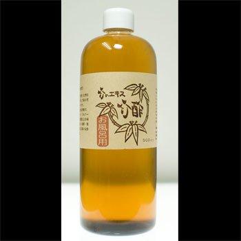お風呂用竹酢液 500ml