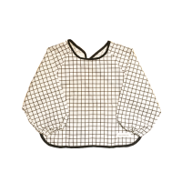 <img class='new_mark_img1' src='https://img.shop-pro.jp/img/new/icons5.gif' style='border:none;display:inline;margin:0px;padding:0px;width:auto;' />★chocolatesoup★GEOMETRY SMOCK GRID スモック グリッド