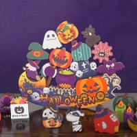 <img class='new_mark_img1' src='https://img.shop-pro.jp/img/new/icons5.gif' style='border:none;display:inline;margin:0px;padding:0px;width:auto;' />Halloweenつむ×2