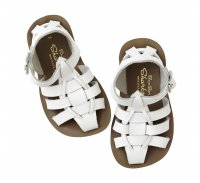 <img class='new_mark_img1' src='https://img.shop-pro.jp/img/new/icons5.gif' style='border:none;display:inline;margin:0px;padding:0px;width:auto;' />Salt Water Sandals ソルトウォーターサンダル Shark White シャーク ホワイト