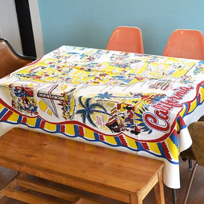 California table cloth