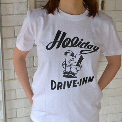 HOLIDAY BOY T-shirt WHITE