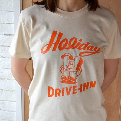 HOLIDAY BOY T-shirt IVORY