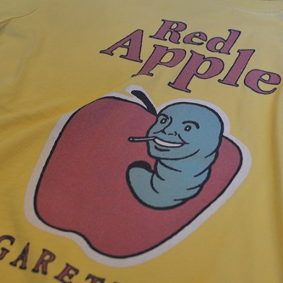 RED APPLE Tshirt