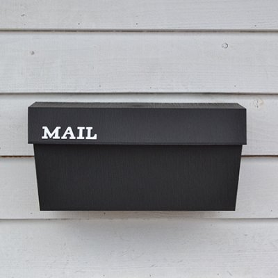 WALL MOUNTED MAIL BOX