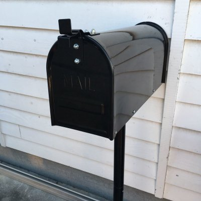 OUTLET U.S.STAND MAIL BOX