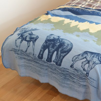 Freece blanket Animal
