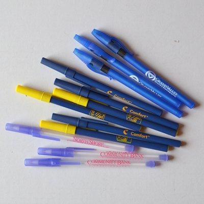 Advertising pen set of 12