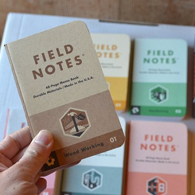 FIELD NOTES WORKSHOP COMPANION