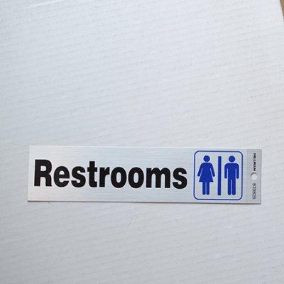 Hillman Sticker Sign