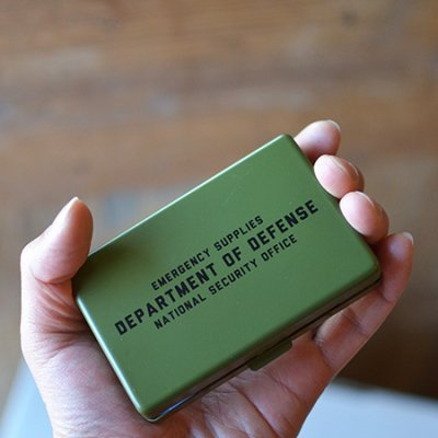 Surplus Card Holder