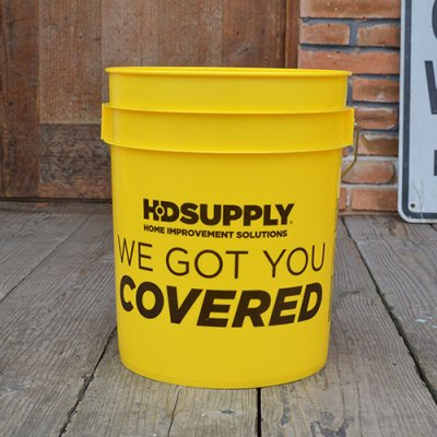 HD SUPPLY BUCKET