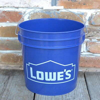 LOWE'S MINI BUCKET