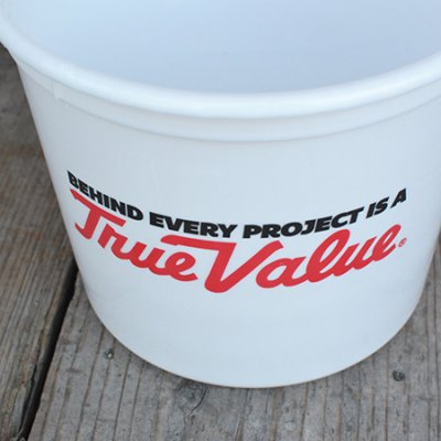 TRUE VALUE MINI BUCKET