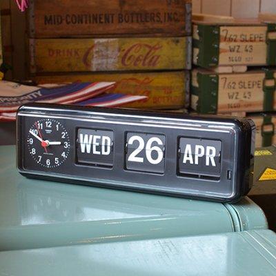Twemco Calendar Clock BQ-38
