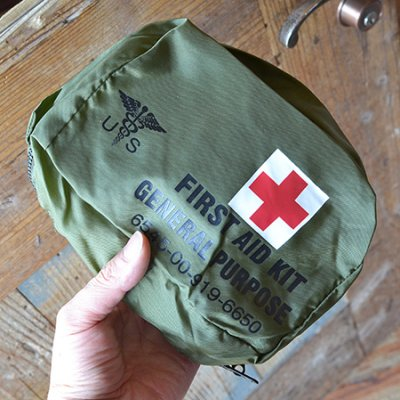 U.S.ARMY FIRST AID KIT POUCH