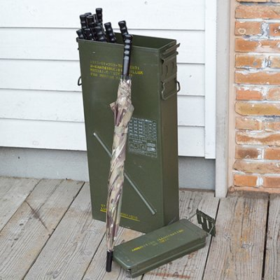 AMMO CAN(Umbrella Stand)