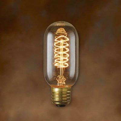 Edison Bulb (SPIRAL) / 60W / E26