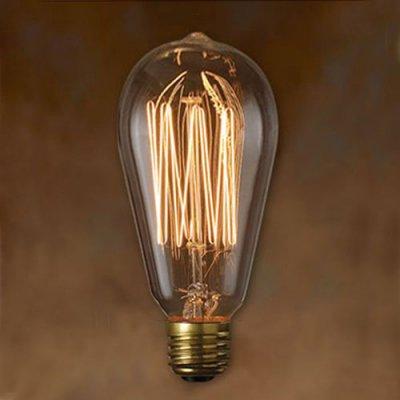Edison Bulb (Signature) / 60W / E26