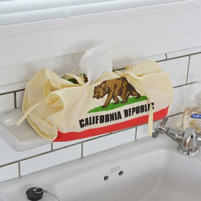 California Tissue Cover