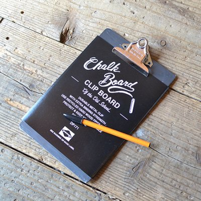 PENCO Clip Chalk Board O/S A5