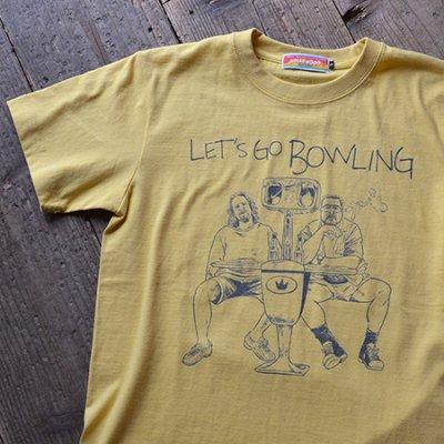 LET'S GO BOWLING Tshirt